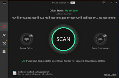 Driver Booster 7.3 with Promo Serial Key