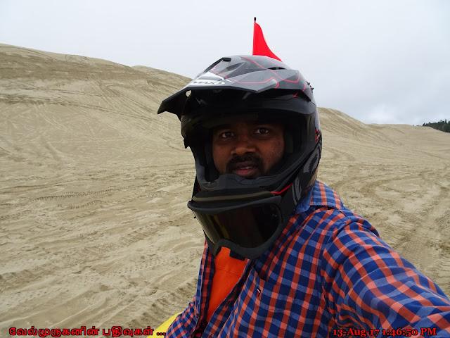 Oregon Sand Dunes ATV Ride