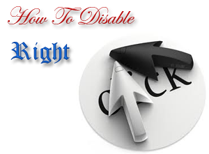 how-to-disable-right-click-on-blogger-blogspot