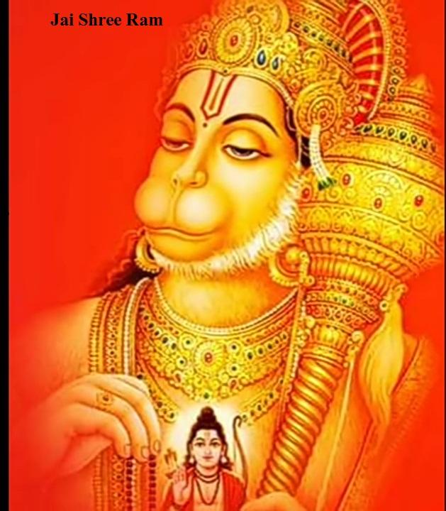 Big image of Hanuman