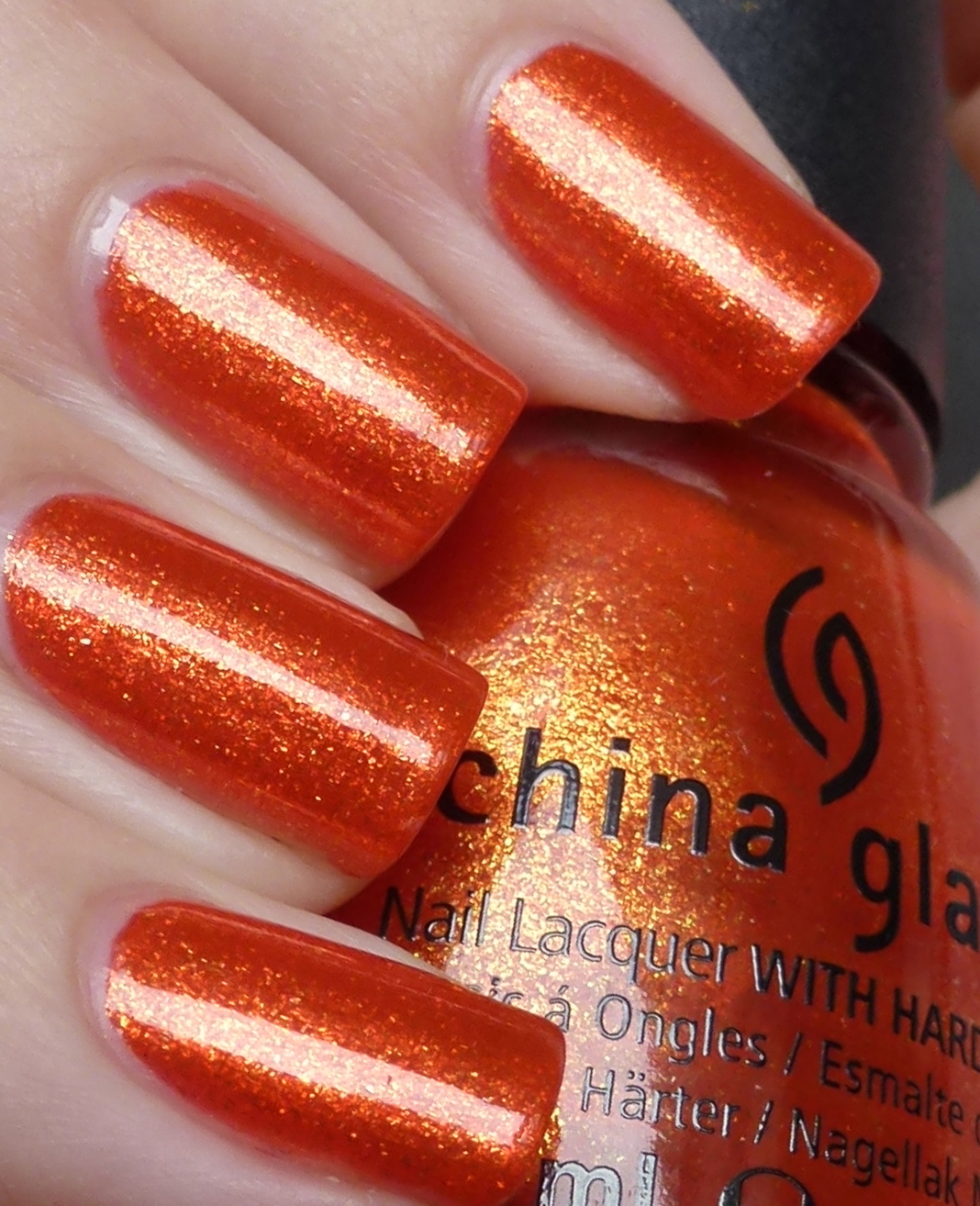 Pinpoint Polish!: Riveting - China Glaze