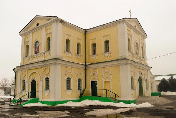 Самарський Свято-Миколаївський монастир. Свято-Миколаївський храм