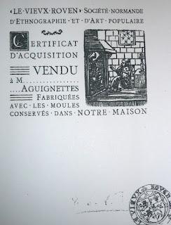Aguignettes par le Vieux Rouen