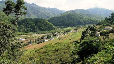 Udkhanda village
