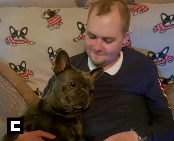 Video: Perro muere tras 15 minutos de fallecer su dueño en Escocia