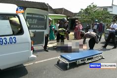 Pemuda Tewas Terlindas Truk Tronton Di Jalan Pantura Tuban