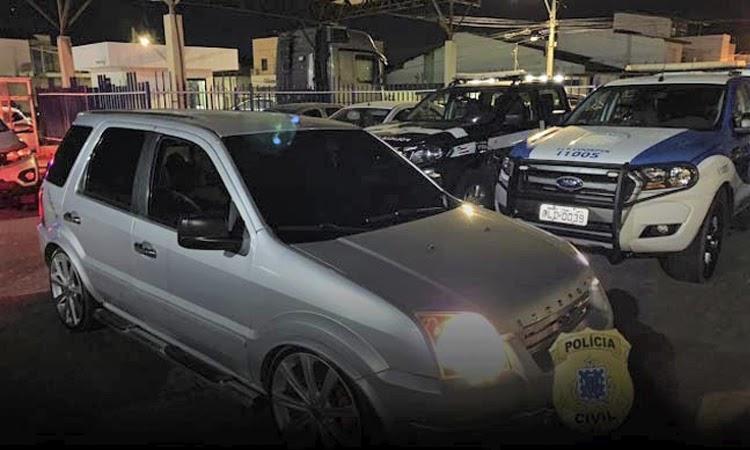 Operação da Polícia Civil prende professor por tráfico de drogas em Vitória da Conquista