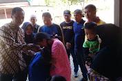 Wakil Bupati Wajo Kunjungi Korban Kebakaran di Patila dan Memberikan Bantuan