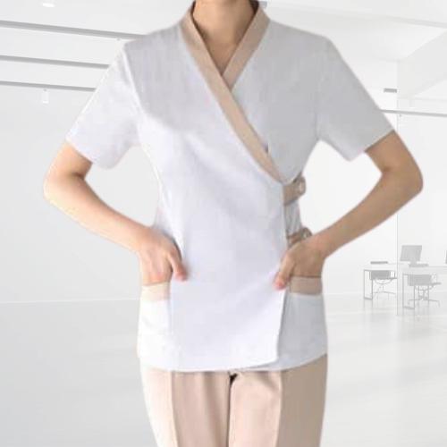 Xưởng may đồng phục spa thời trang sang trọng tại Bình Tân