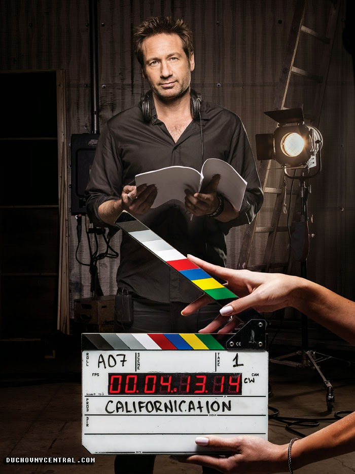 Duchovny Central Exclusive Californication Season 7