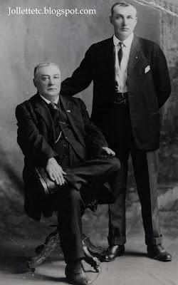 Burton Lewis and Ulysses Jollett https://jollettetc.blogspot.com