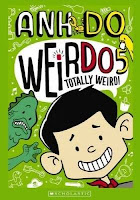 Book cover image of Totally Weird