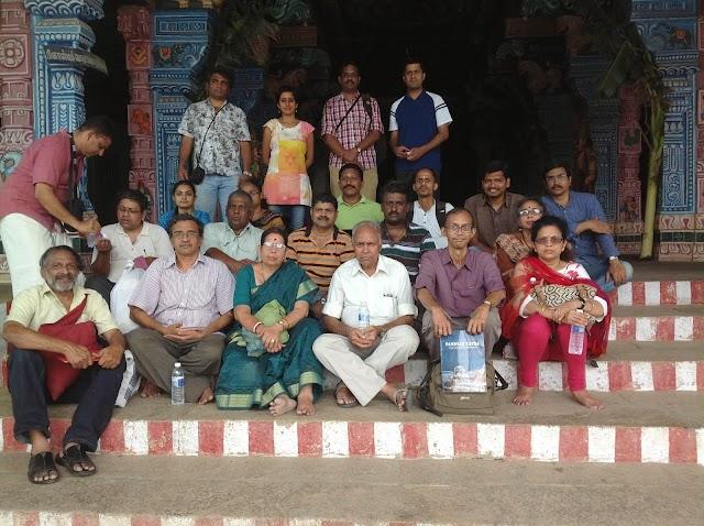 Tirunelveli Region Travelogue (Pandyan Yatra 2015) Part 1: Planning the Site Seminar