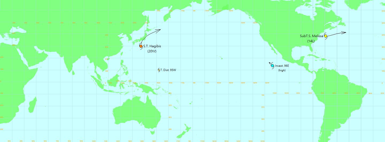 全球熱帶氣旋報告