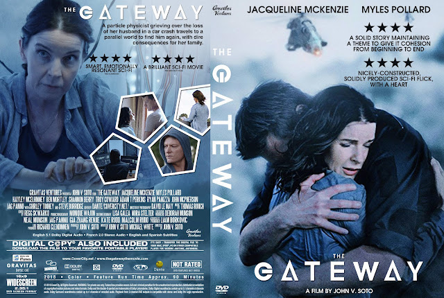 The Gateway DVD Cover