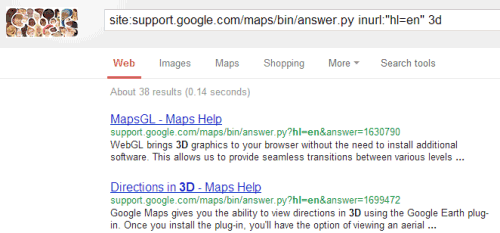 Advanced Uses for Google's Site: Operator