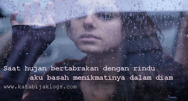 kata kata bijak di saat hujan