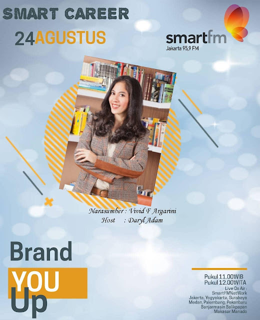vivid argarini smart career smart fm brand you up
