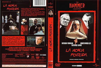 Carátula dvd: La monja poseída (1976) ( To The Devil a Daughter)