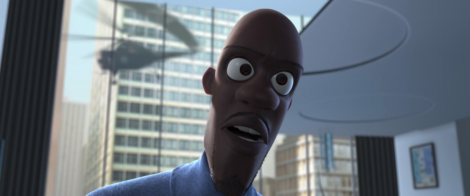 Samuel L. Jackson Acts Out His Most Memorable Film Lines - Including Frozone From 'The Incredibles' | Pixar Post