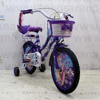 16 sepeda anak perempuan