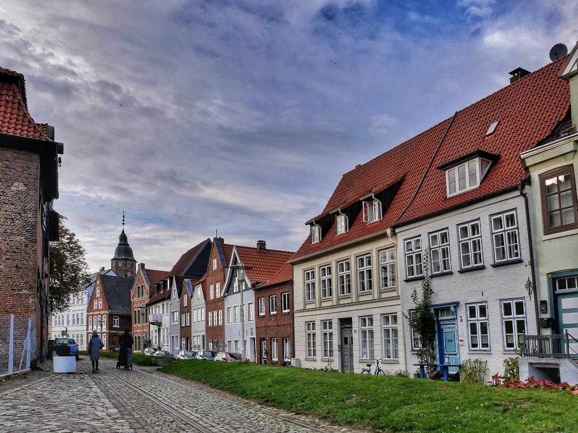 Glückstadt Altstadt