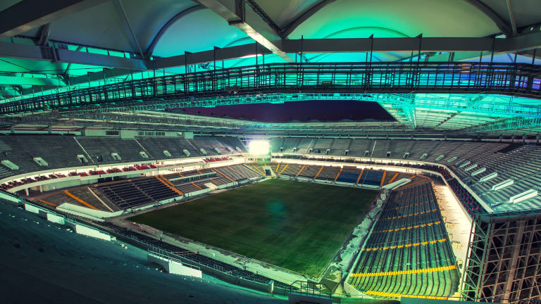 Rostov Arena, Stadion Piala Dunia 2018