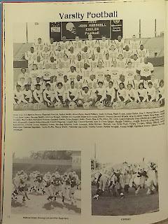 John Marshall 1993 Varsity Football