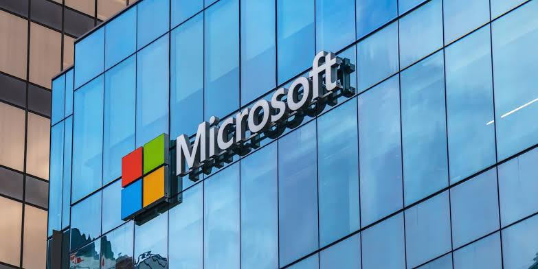 Microsoft's sales of $ 36.9 billion