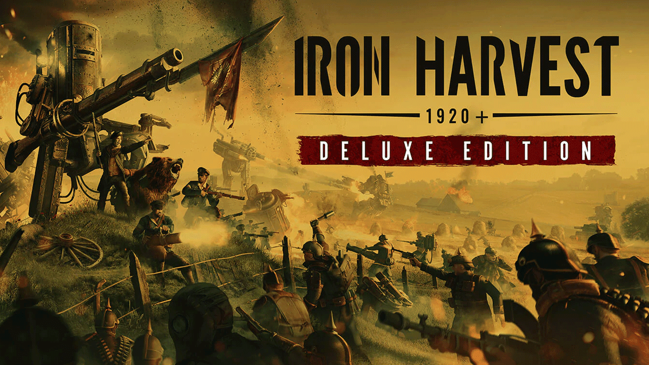 Link Tải Game Iron Harvest (Deluxe Edition) Free Download