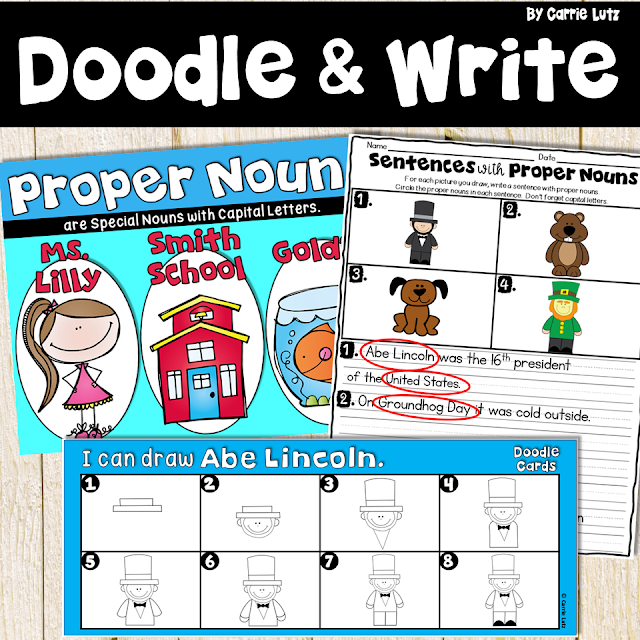 https://www.teacherspayteachers.com/Product/Draw-and-Write-using-Directed-Drawing-and-Parts-of-Speech-3732442