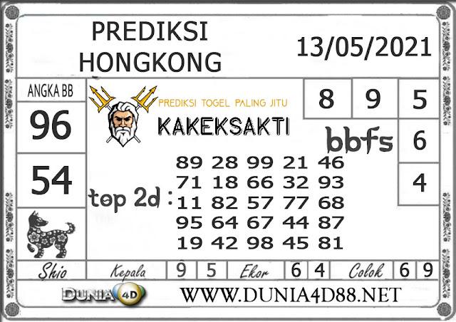 Prediksi Togel HONGKONG DUNIA4D 13 MEI 2021
