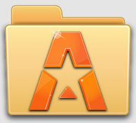 ASTRO File Manager V4.5.629 Logo