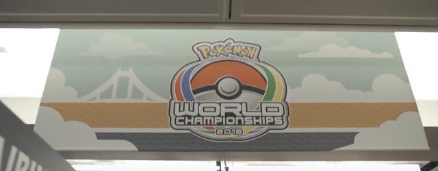 Pokémon proclama los campeones del Campeonato Mundial 2016
