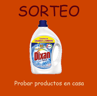 Sorteo Dixan Gel Total