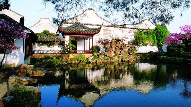 สวนหว่างซือหยวน (Wangshi Yuan) @ www.chinadiscovery.com