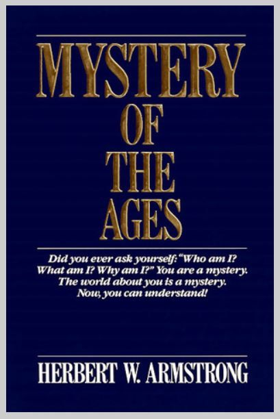 understanding the mystery of the church This ebook is offered completely free of charge by the philadelphia church of god however, please note that google play will need a verified among his many books are the united states and britain in prophecy and his final work, completed in 1985 just months before his death, mystery of the ages.