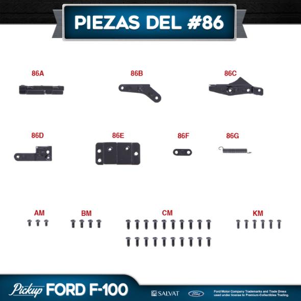 Entrega 86 Ford F-100