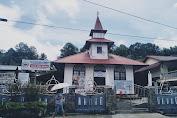 GMIM Galilea Watumea Gereja Tertua di Minahasa, Kursi Rotan Buatan Austria Usianya 126 Tahun, Begini Penampakannya