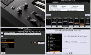Keyboard Terbaru Yamaha PSR S975