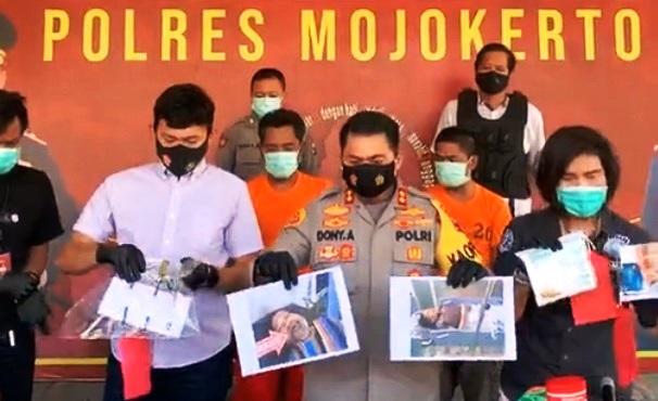 Terbelit Hutang 50 Juta Seorang Satpam di Ngoro - Mojokerto Nekad Mencuri dengan Melakukan Kekerasan