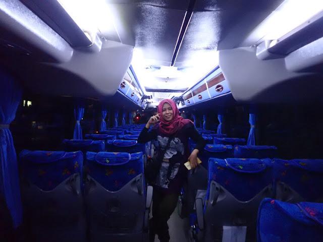 sewa bus big bird