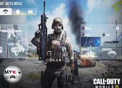 اصدار لعبة Call of Duty Legends of War Mobile
