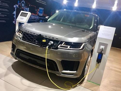 Range Rover Plug-in Hybrid (PHEV)