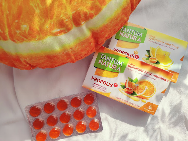 TANTUM NATURA Suplement diety niezbędny przy chrypie