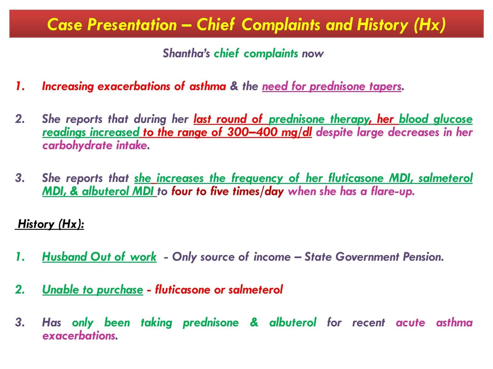 Clinical Reviews Case Presentation Soapme Format