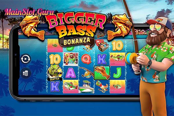 Main Gratis Slot Demo Bigger Bass Bonanza Pragmatic Play