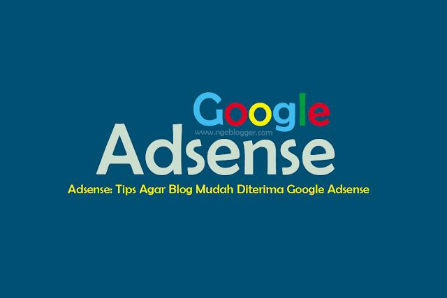 Cara Mudah Daftar Adsense
