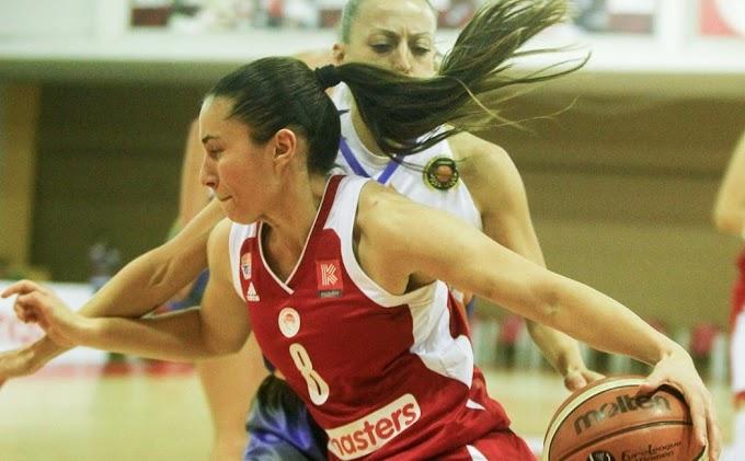 Κλείνουν το 2019 στη Δάφνη για το κύπελλο οι γυναίκες του Ολυμπιακού-Παντελάκης: «Να διατηρήσουμε το αήττητο»