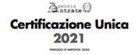 Aggiornamento software Certificazione Unica 2021 1.2.0 per Mac, Windows e Linux